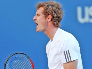 Murray Angry - Mental Toughness?