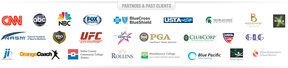 MTI Partners & Past Clients Logos