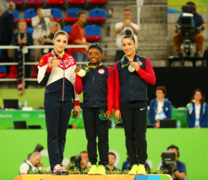 Mental Toughness at the 2016 Olympics: Aliya Mustafina, Simone Biles, Aly Raisman, Love Competitors, Competition