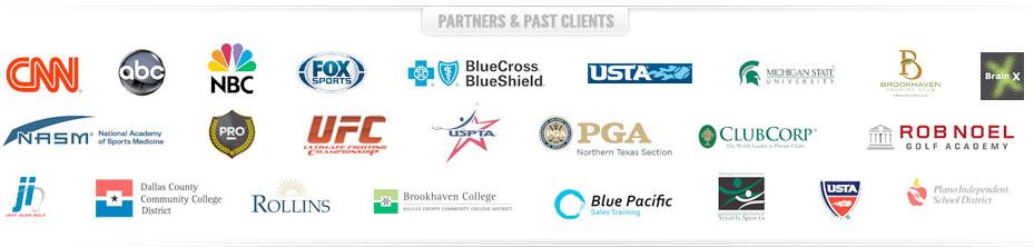 MTI Partners & Past Clients Logos